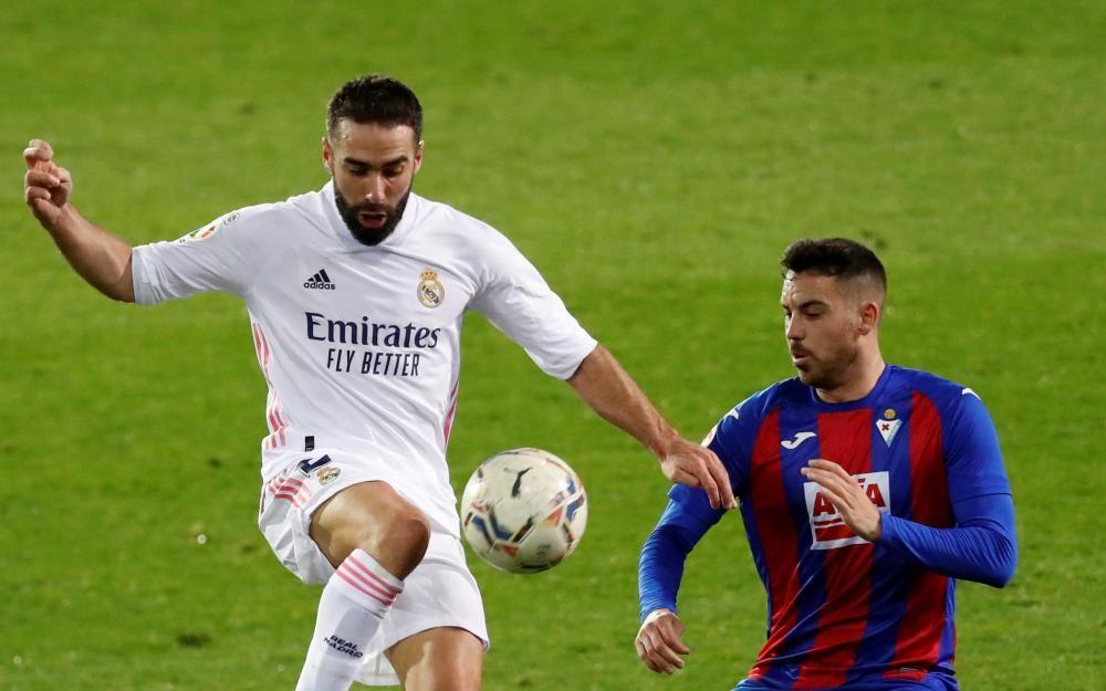 LaLiga Santander: Eibar - Real Madrid