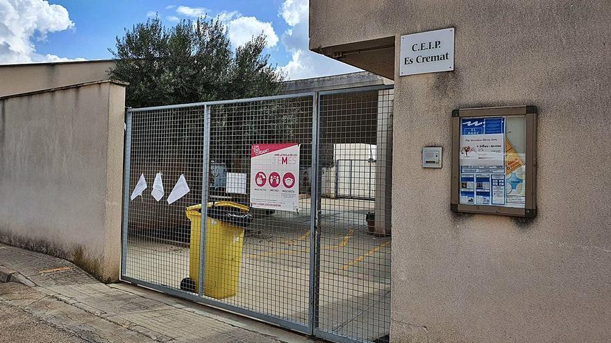 Preocupación en el colegio de Vilafranca por una fiesta de los Quintos en el patio