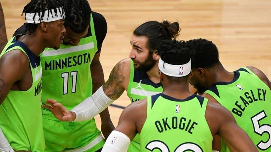 Los Timberwolves pierden en casa contra los Philadelphia 76ers