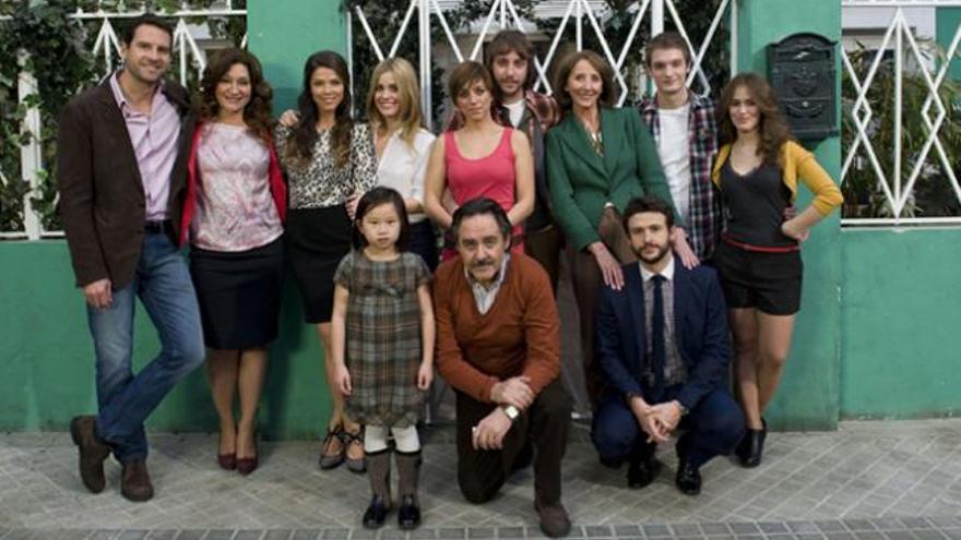 Telecinco busca recuperar el espíritu de 'Los Serrano' con 'Familia'