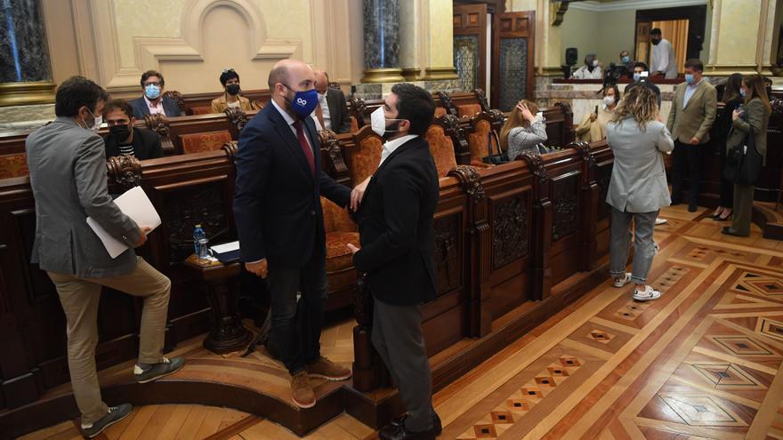 Pleno en A Coruña (07/10/21)