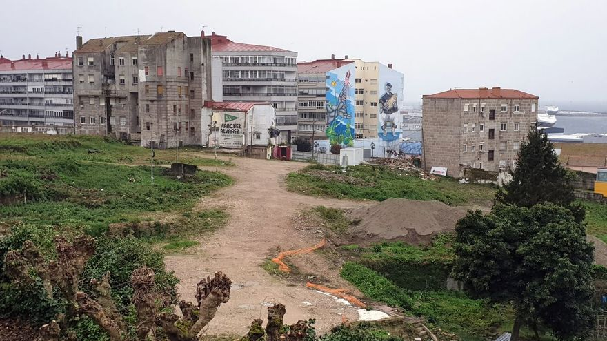 Barrio do Cura da un paso clave en su tramitación: luz verde de la Xunta a la modificación puntual del PXOM