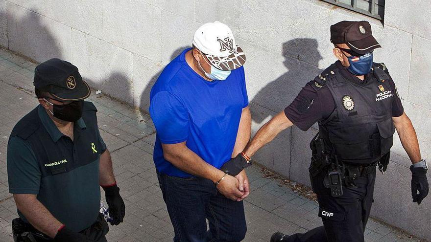 """Nueve meses de cárcel para """"O Mulo"""" y su exsocio """"Pimpo"""" por blanqueo de dinero"""