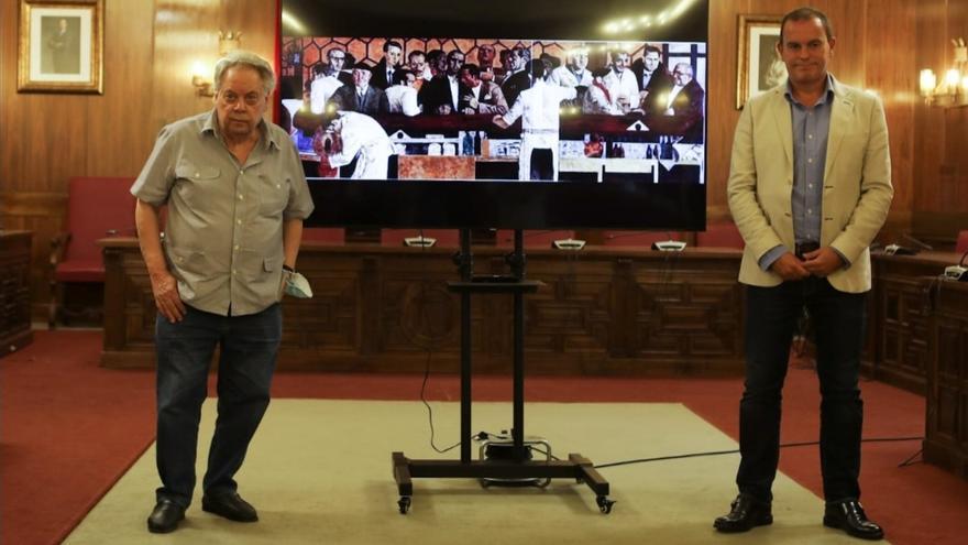La golondrina, de Antonio Pedrero, lucirá en el Teatro Ramos Carrión