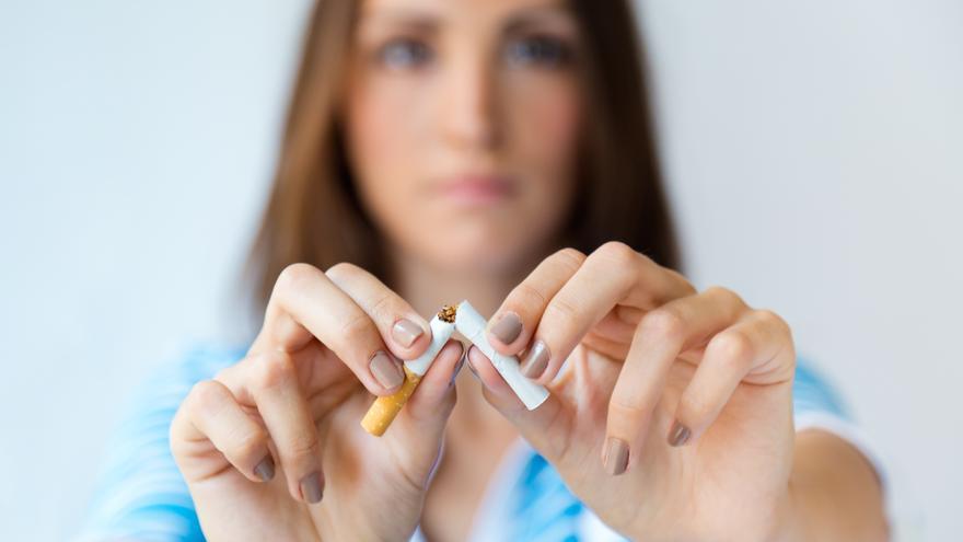 Cinco trucos para dejar de fumar
