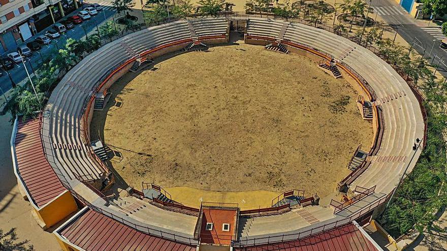 Festividades asegura que ultima la apertura de la plaza de toros rehabilitada en 2019
