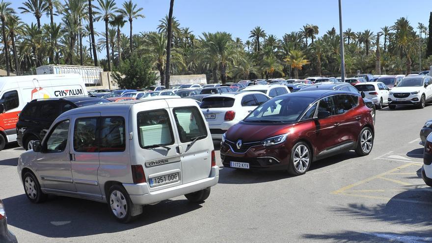 PP y Ciudadanos rechazan que Candalix pase a ser un aparcamiento de pago