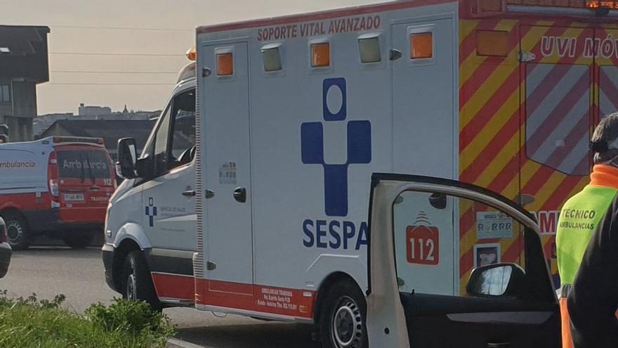 Fallece un hombre de 53 años por covid en Asturias