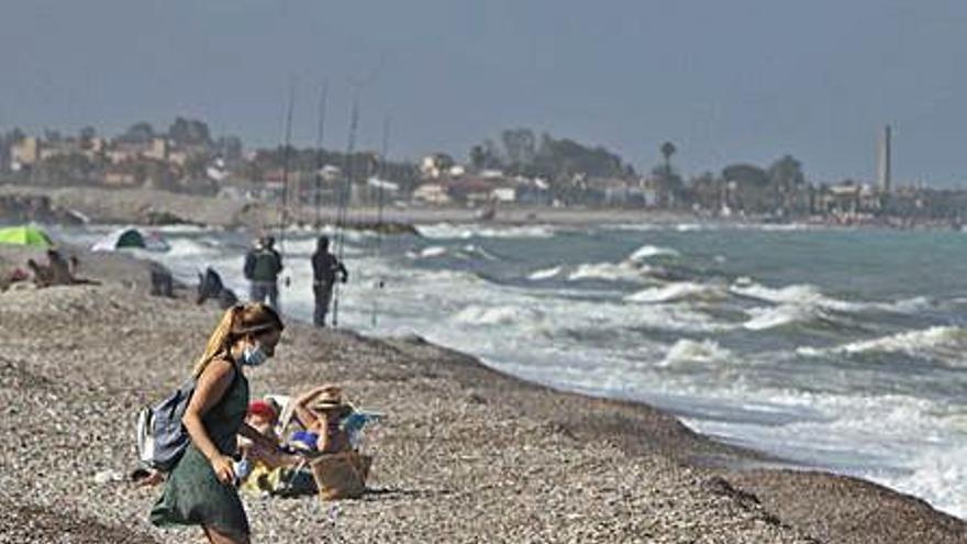 La mejora de las playas del norte de Sagunt arrancará la penúltima semana de junio
