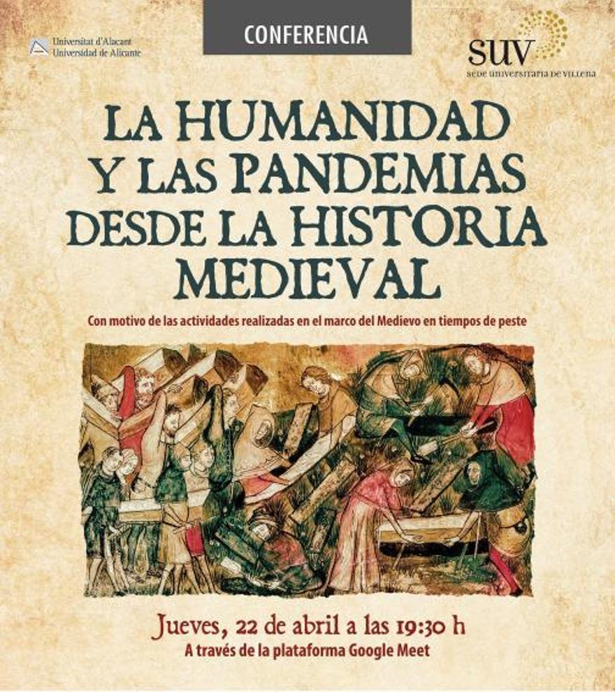 La humanidad y las pandemias desde la historia medieval
