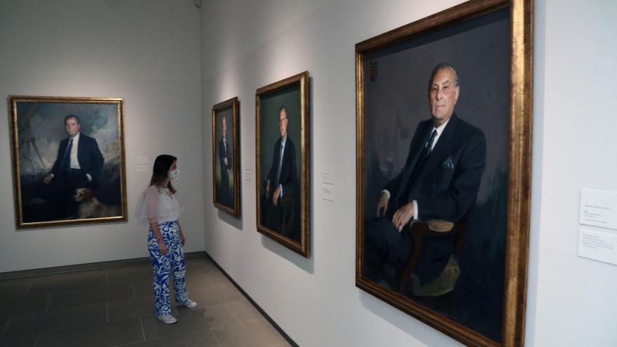 Exposición 'Banqueros y Empresarios. Retratos de Félix Revello de Toro'
