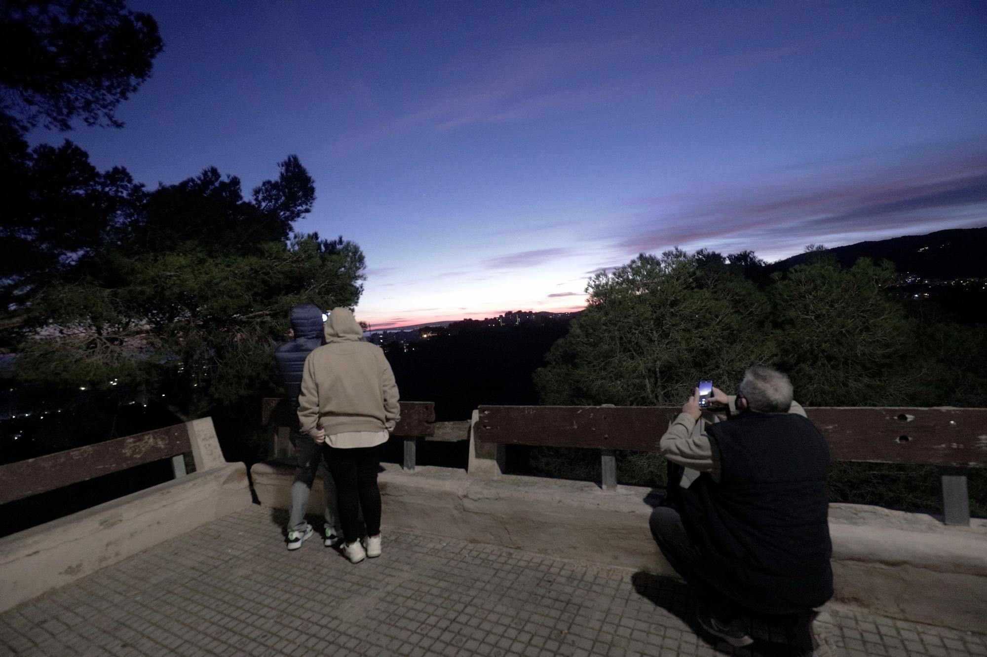 Conjunción de Júpiter y Saturno: Mallorca vive hoy su gran noche astronómica