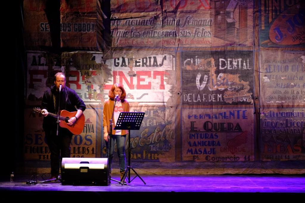 Arranquen els actes del centenari de «La Cate» de Figueres