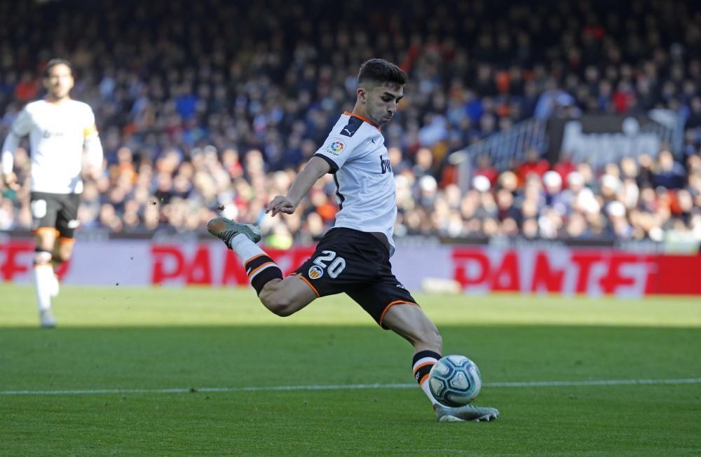 Ferran Torres, fútbol