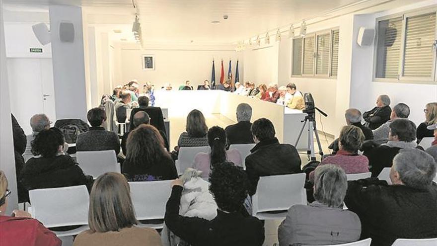 La Vall, la primera en debatir sobre las emboladas en À Punt