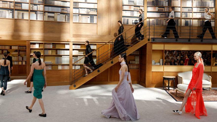 Así ha sido el primer desfile de Chanel sin los diseños de Karl Lagerfeld