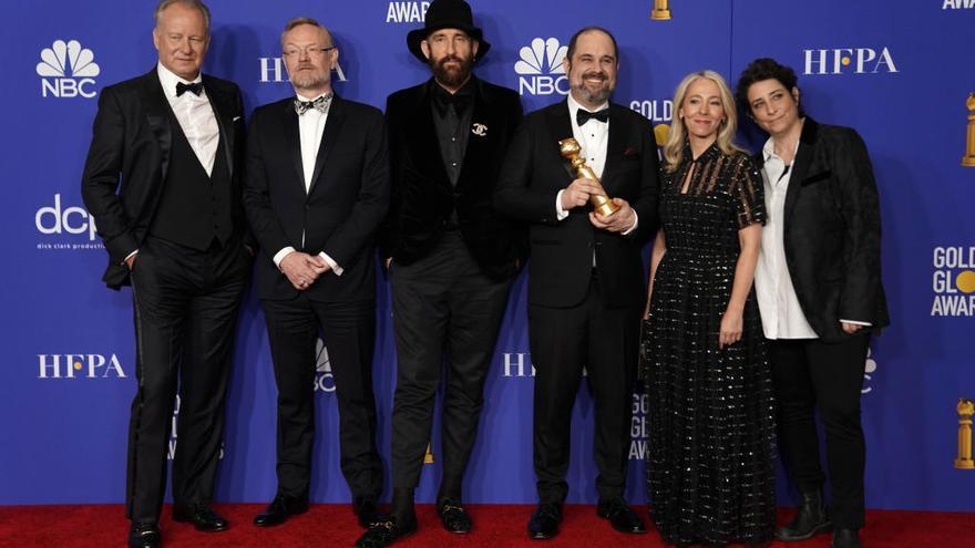 'Chernobyl', 'Fleabag' y 'Succession' triunfan en los Globos de Oro de televisión