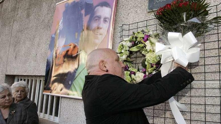 Xosé Vázquez Hermida, premio José Couso de Libertade de Prensa