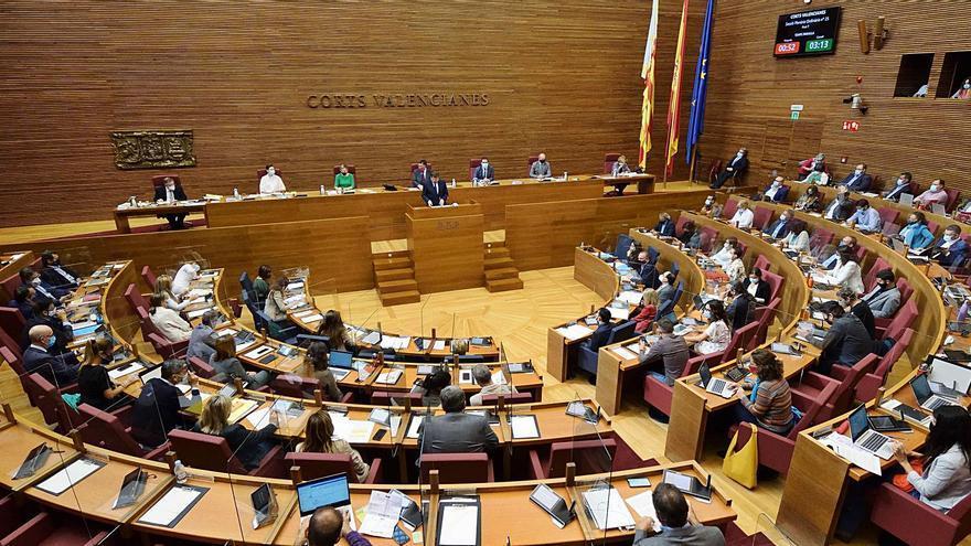 Compromís busca el apoyo de los partidos para trasladar al Congreso la presión por la financiación