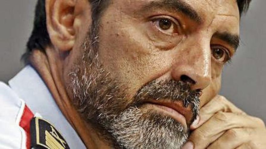 Trapero va anar al Suprem, la Zarzuela i l'Audiència Nacional, i el Govern no ho sabia
