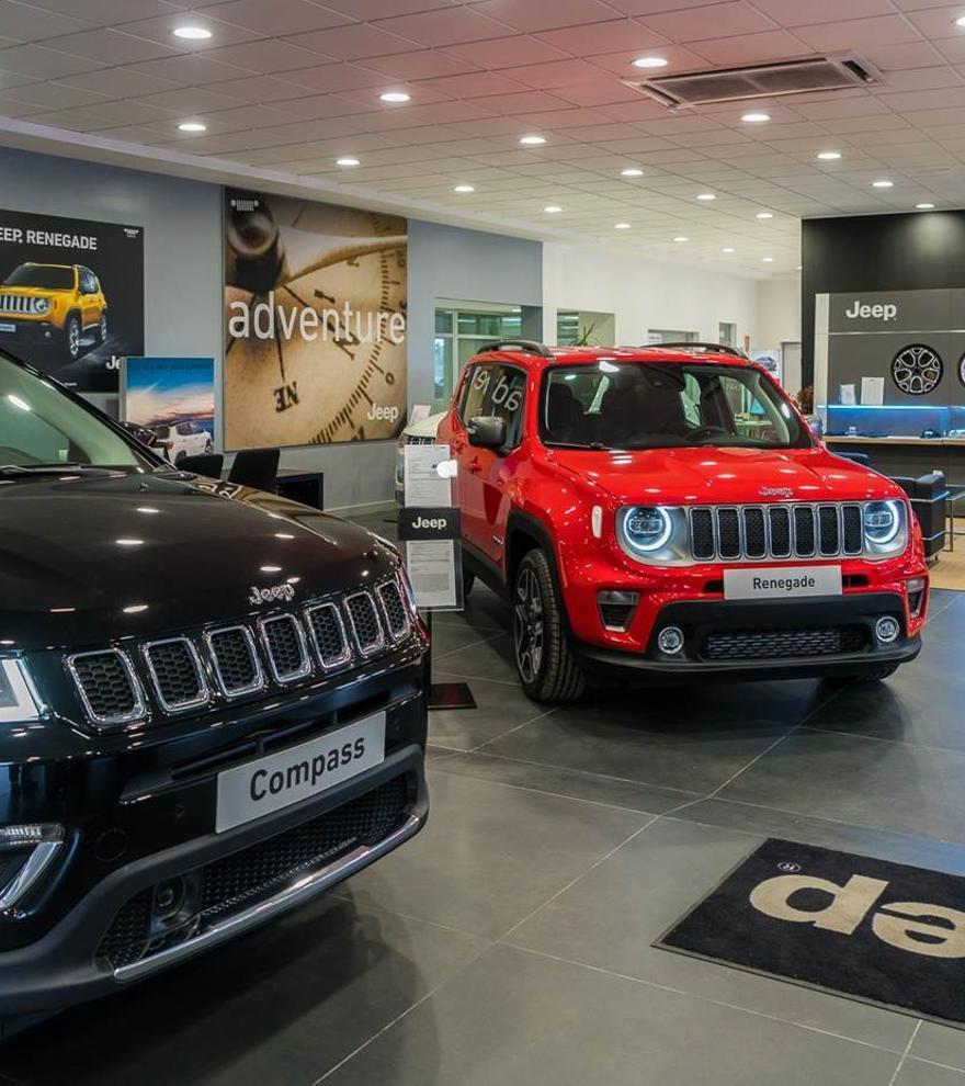Automóviles Nemesio pone a la venta 10 unidades del Jeep Renegade a menos de 23.000€