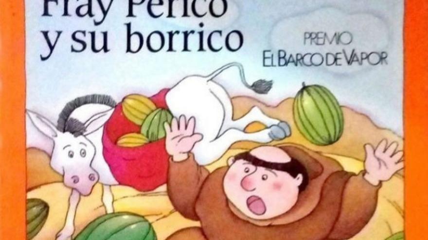 """Reencontrarse con """"Fray Perico y su borrico"""" en las redes"""