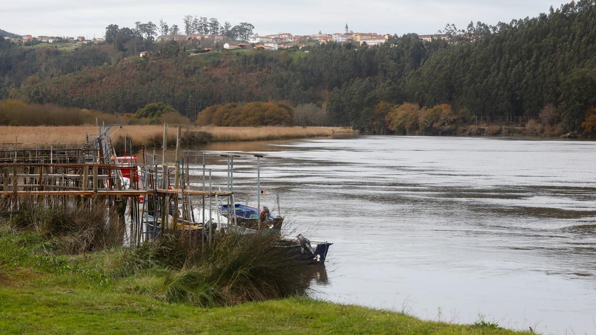 Imagen del Nalón, por Soto del Barco.
