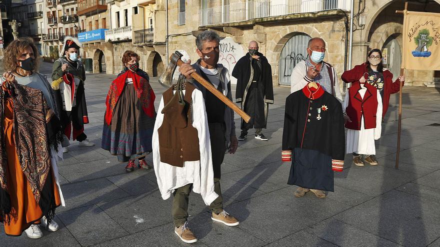La pandemia, el nuevo enemigo a batir de la Reconquista