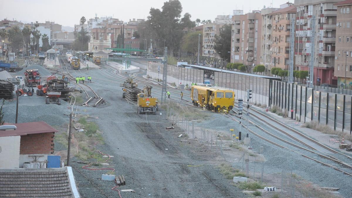 Adif asegura que las obras de soterramiento no se han visto afectadas por la covid