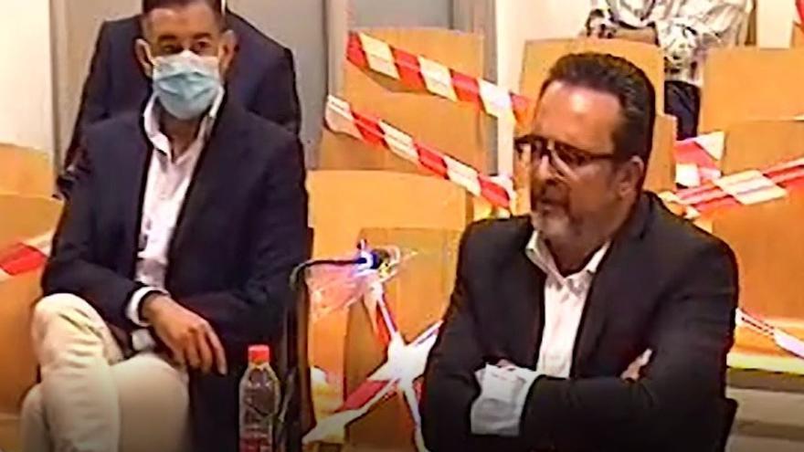 """Gutiérrez: """" Alperi jamás ha sido un socio encubierto de mi empresa, solo colaboró en un tema puntual"""""""