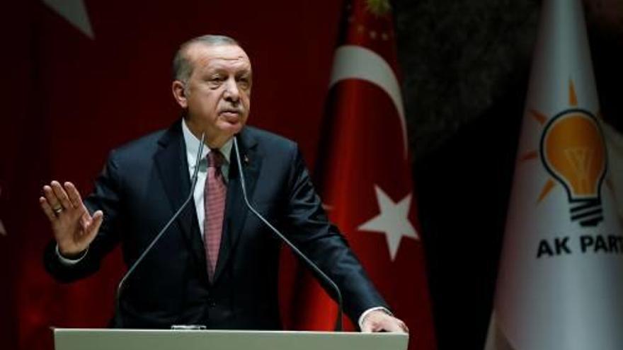 El president turc reclama a l'Aràbia que aclareixi qui va ordenar matar Khashoggi