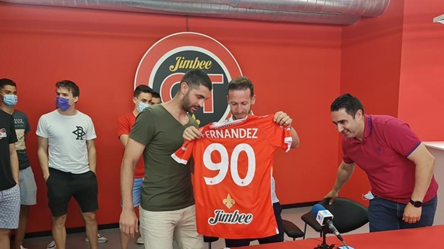 Fran Fernández abandona el Jimbee tras seis años