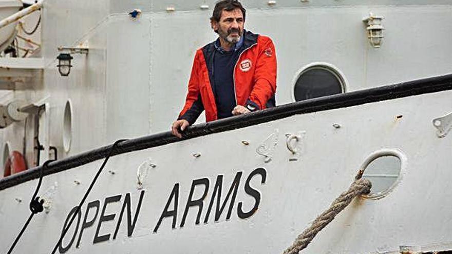 Open Arms alerta que hi ha 96 persones a la deriva al Mediterrani