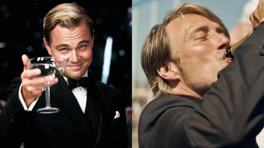 Leonardo DiCaprio prepara un remake de la danesa 'Otra ronda'