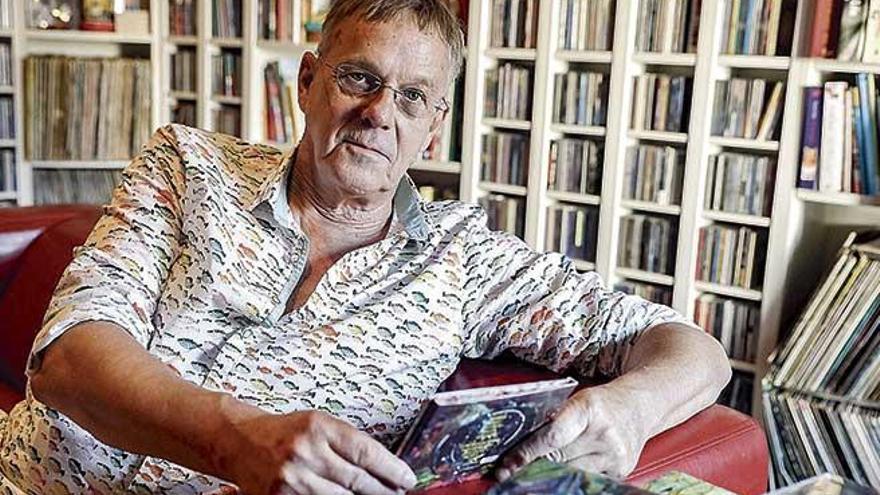 Hay Zeelen se retira de la música tras una vida dedicada a la masterización