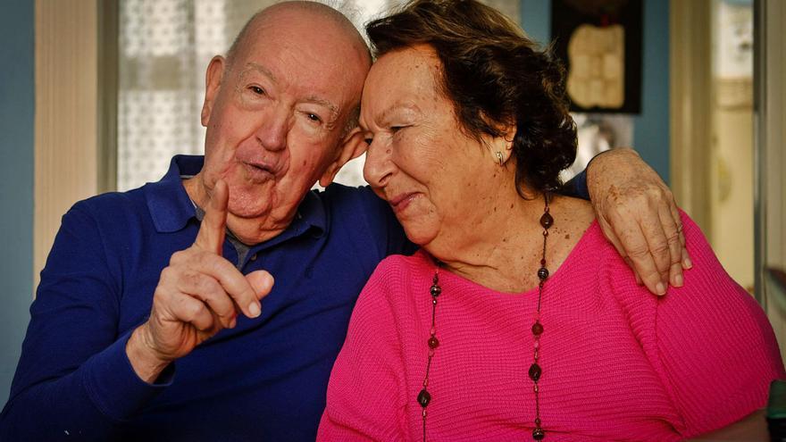 José Miguel Alfonso Perdomo y Marisol Camacho Merino, un matrimonio de diamante