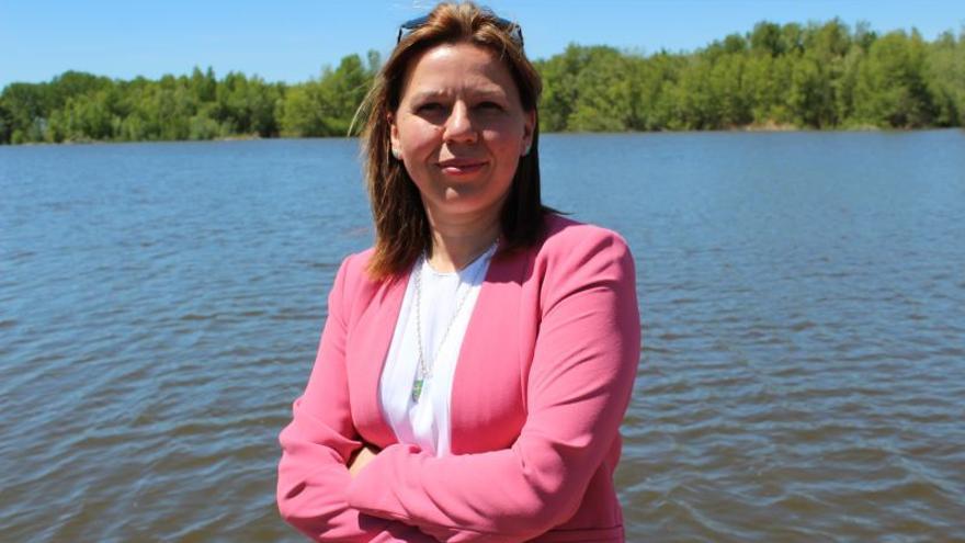 Pilar Gallego, del PP, nueva teniente de alcalde de Villaralbo