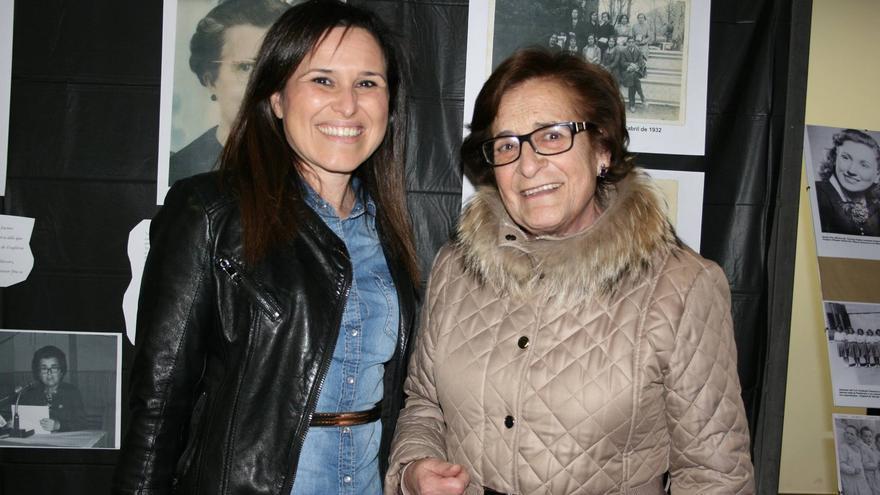 Almassora llora la muerte de la conocida maestra Ana María Martinavarro