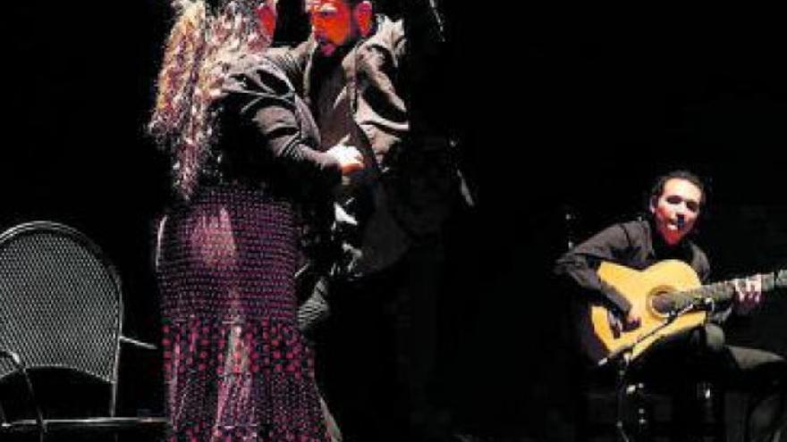 'Déjame ser', flamenco contra la violencia de género