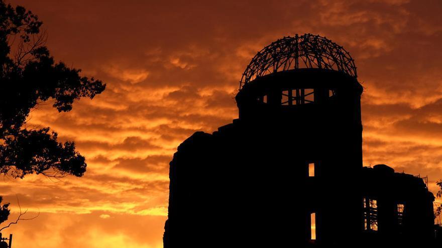 Admiten como supervivientes de la bomba de Hiroshima a las víctimas de la 'lluvia negra'