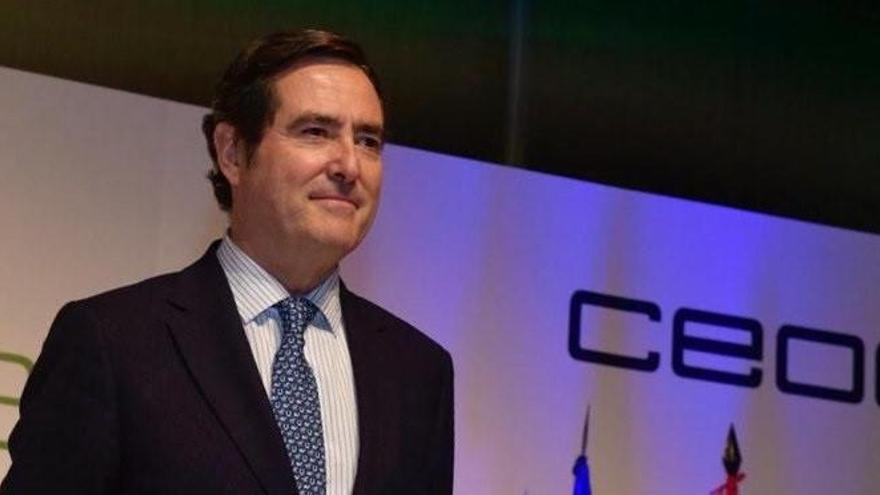 Garamendi, elegido como nuevo presidente de la CEOE