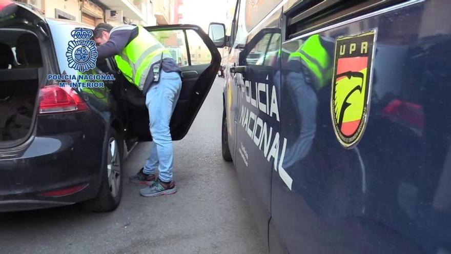 Schlag gegen Bande von Tresorknackern auf Mallorca