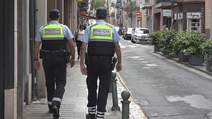 Figueres incorpora set caporals a la Guàrdia Urbana