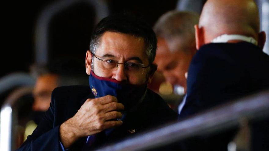 El Barça propone votar los días 1 y 2 de noviembre la moción contra Bartomeu