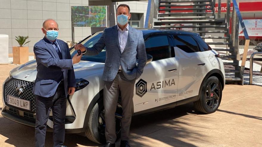 Acuerdo de colaboración entre ASIMA y PSA Retail para incentivar la movilidad eléctrica