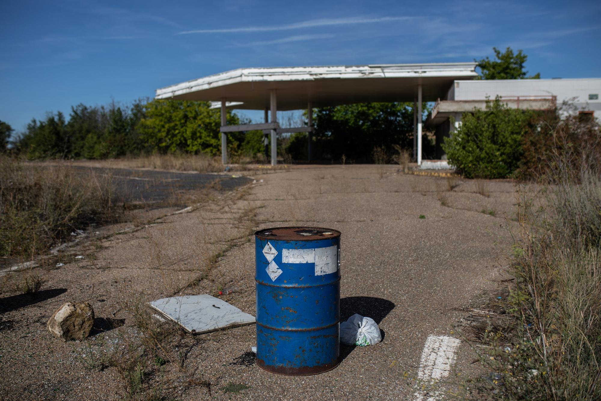 GALERÍA | Las gasolineras de Zamora: de símbolo del progreso al olvido