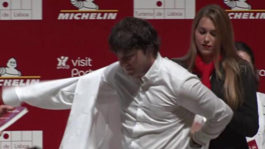 El manresà Jordi Cruz manté les 3 estrelles Michelin amb el restaurant ABaC