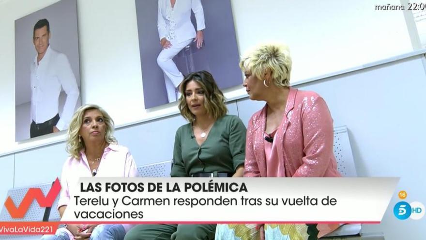 """Terelu Campos estalla por las acusaciones contra ella: """"No para de vender su cáncer, es una vaga que vive de su madre"""""""
