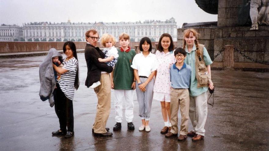 """Woody Allen, sobre el documental de Mia Farrow: """"No busca la verdad"""""""