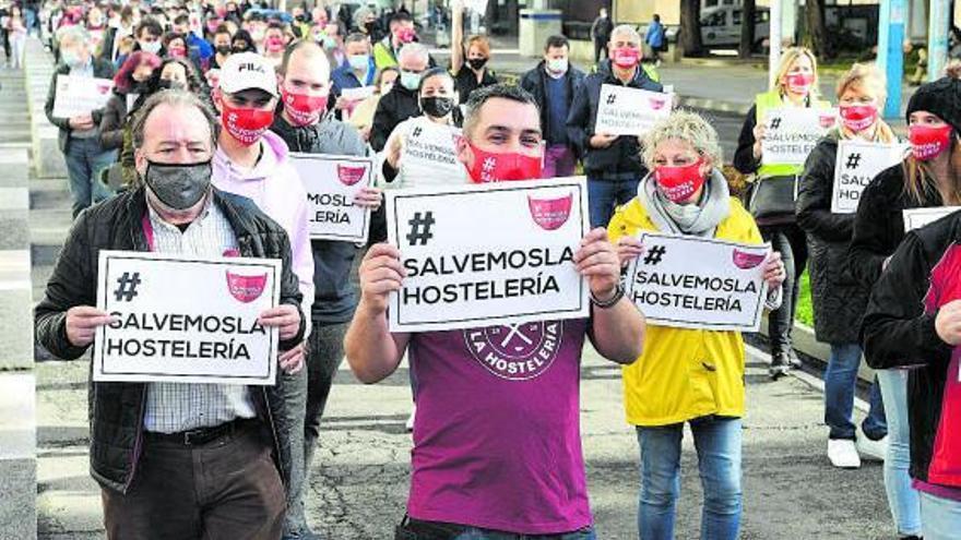 El Superior rechaza anular de forma urgente el cierre de la hostelería que decretó la Xunta